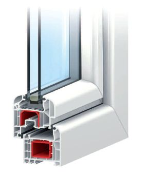 PVC Windows SQ